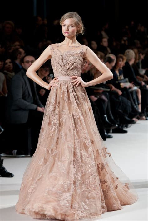 Elie Saab, loved by young Hollywood starlets, such as