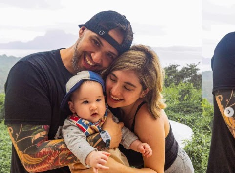 Billy Crawford considered migrating with Coleen and baby