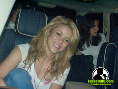 Shakira en RD