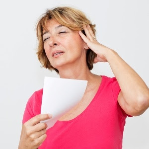 Hot flashes at night linked to depression | Health24