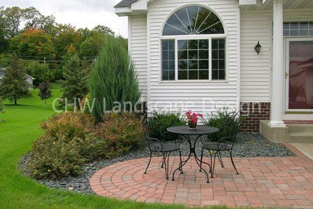patios in front yard - Google Search