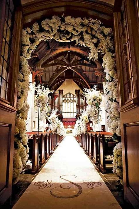 Wedding Decoration Ideas for Church   A Trusted Wedding