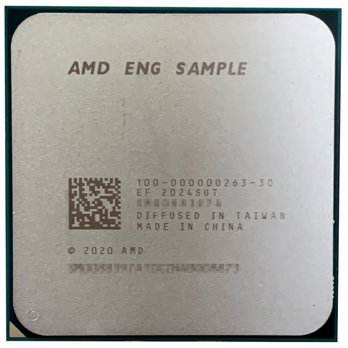 AMD prepares desktop Ryzen PRO 5000G - octa-core model is marked in CPU-Z