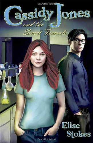 Cassidy Jones and the Secret Formula(Cassidy Jones Adventures, #1)