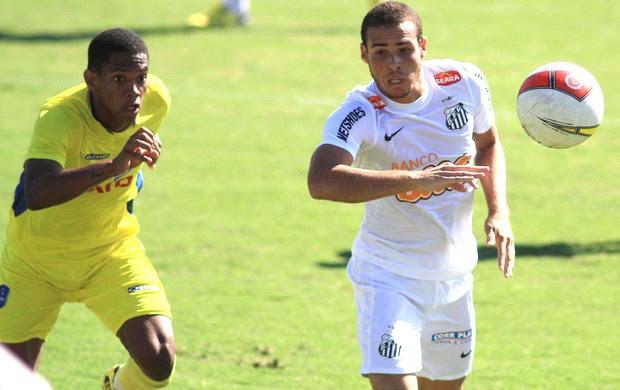 Santos e Audax-SP, Copa São Paulo (Foto: Denny Cesare / Futura Press)