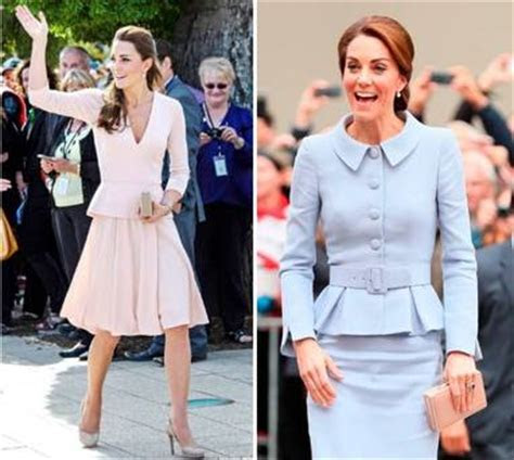 In Pictures: Kate Middleton's most stylish wedding guest
