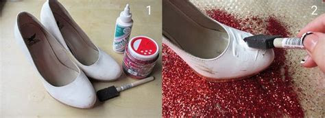 diy shoe decorating ideas diy