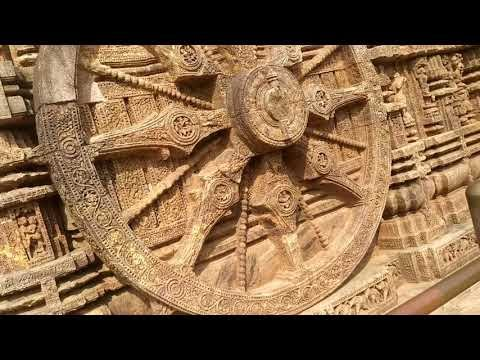 ANCIENT SUN TEMPLE: UNTOLD ARTS SAYS MANY THING WHICH IS DIFFICULT TO UNDERSTAND BY THE AUDIENCE / VISITORS