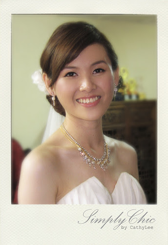 Rachel Wong ~ Wedding Day