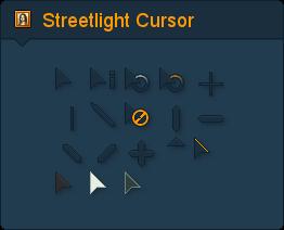 Streetlight Cursor