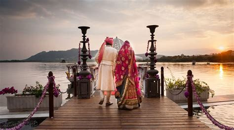 Top exotic wedding destinations in India   Perfect