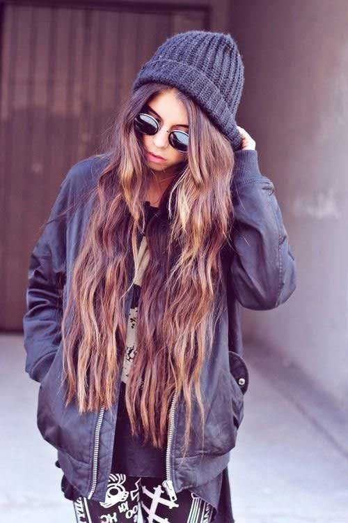 25 Wavy Hairstyles for Long Hair | Hairstyles & Haircuts ...
