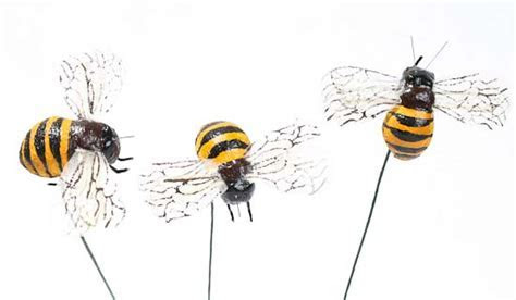 Artificial Bee Picks   Birds & Butterflies   Basic Craft