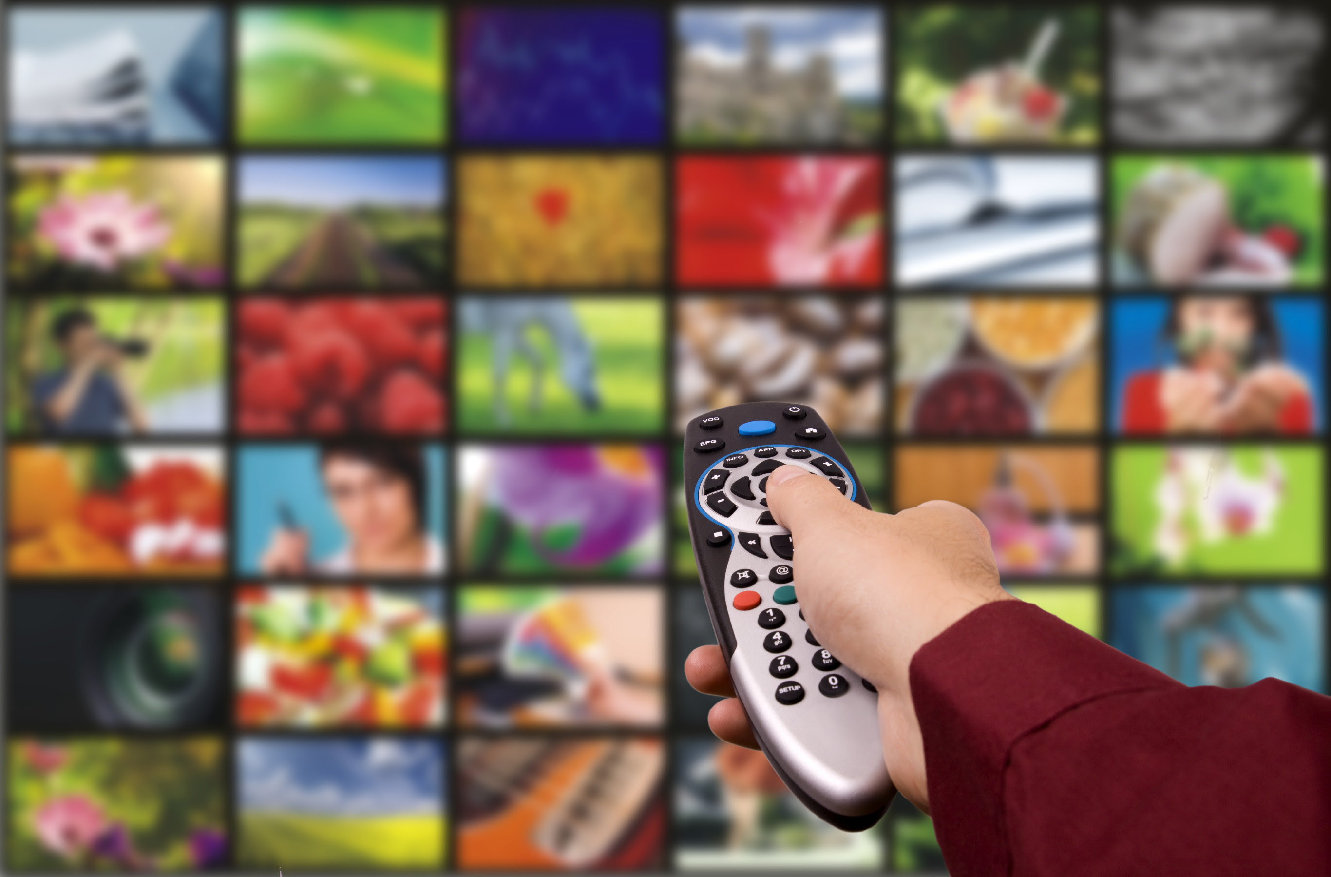 The Future Of Television Viewing