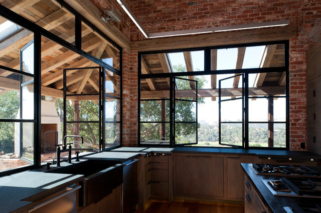 Industrial Kitchens - Best Home Decoration World Class