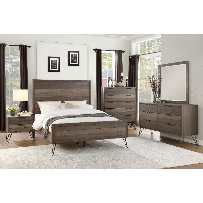 101+ Modern Contemporary King Bedroom Sets New HD