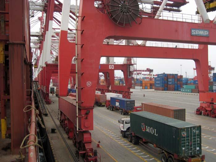 Qingdao Cargo Parade