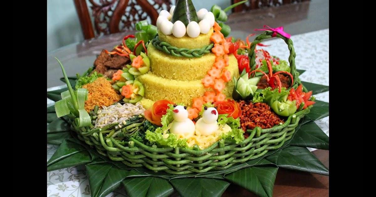 22 Baru Dekorasi Nasi Kuning Ulang Tahun Dekorasi Ulang Tahun