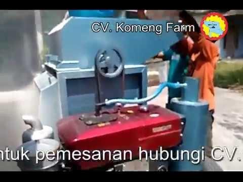 Mesin Pencacah Multi Fungsi + Penepung (24pk)