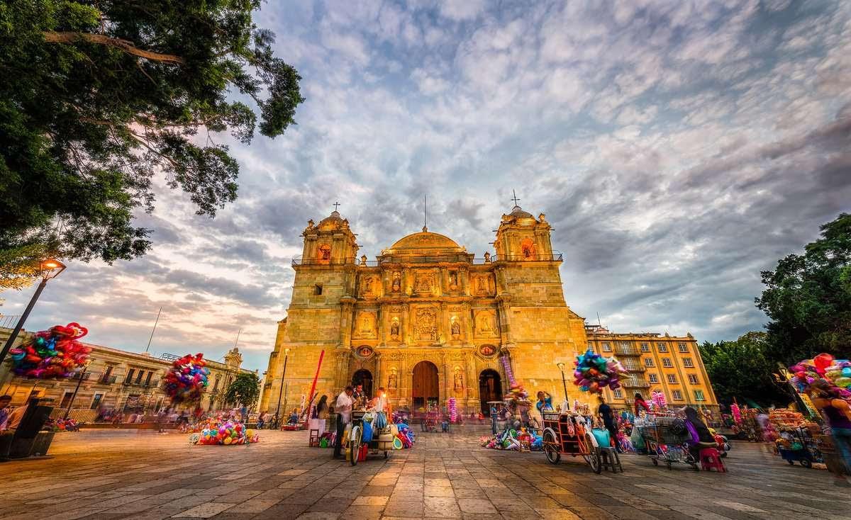 Oaxaca tiene todo para ser una potencia turística
