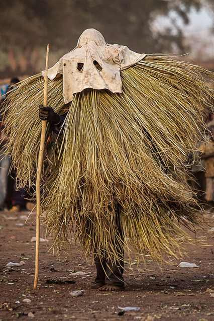 The Insane Mask Festival of Burkina Faso