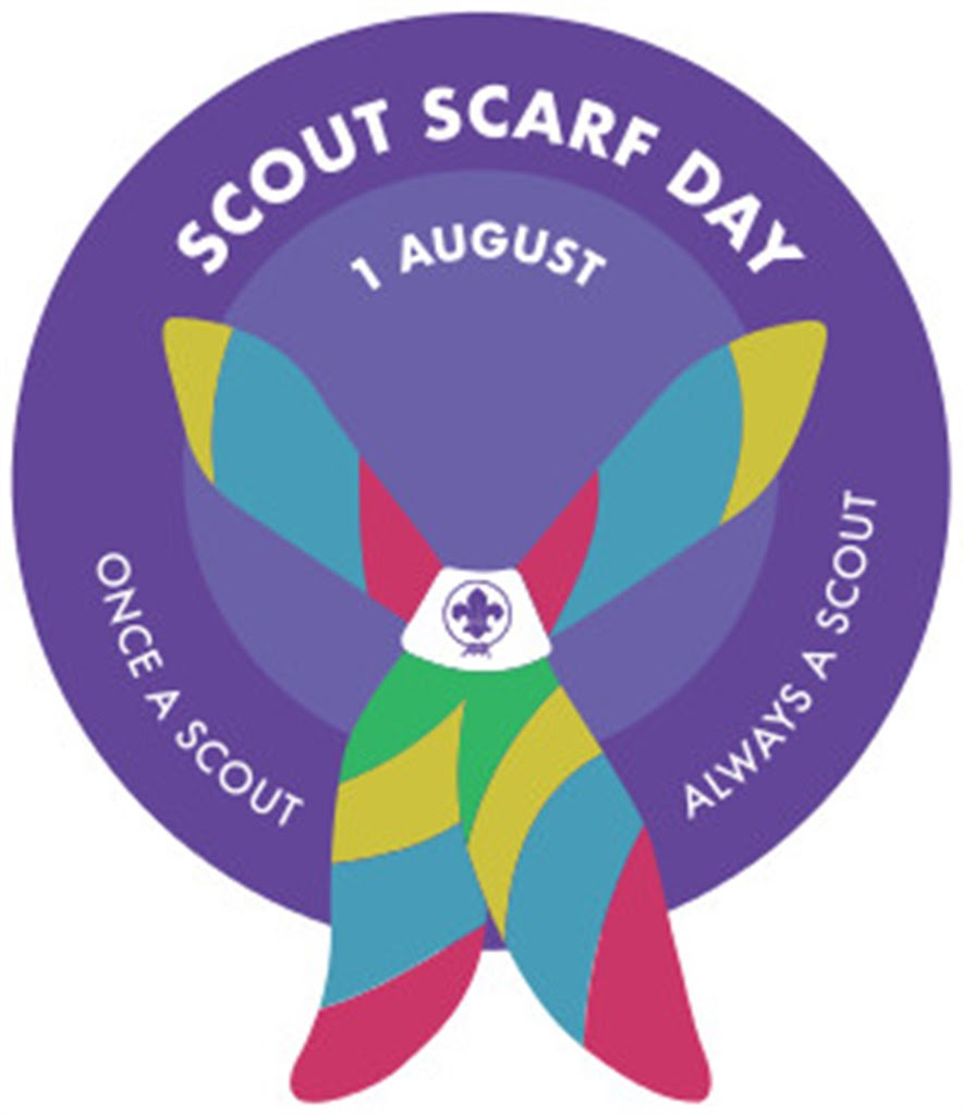 Image result for scarf day scout