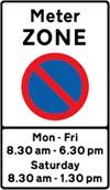 Meter Zone