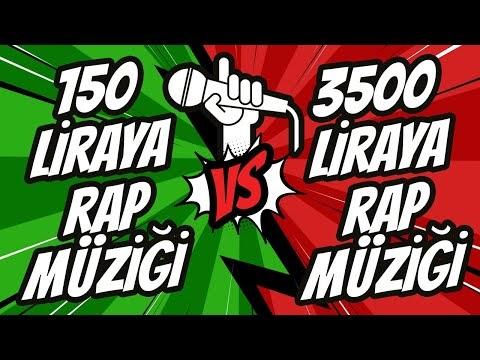 Parayla Rap Müzik Yaptırmak! Bir Youtuber, Kanalı için 150₺, 300₺, 1000₺, 1250₺, 1400₺ ye Rap Müzik Yaptırdı!