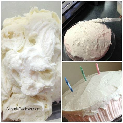 Easy White Frosting   Recipe   **Best Recipes EVER