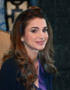La regina Rania di Giordania