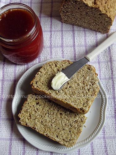 (Kefir) Irish soda bread