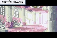 Mansión Pokémon