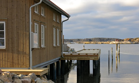 Evert's Boathouse, Sweden
