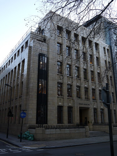 Summit House, Red Lion Square, Holborn,London by Yekkes