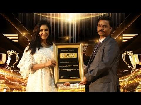 Excellence Award From the International Brands Academy | Ramya Modular K...