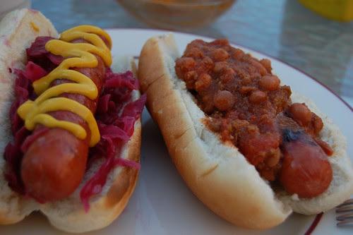 44: Hot dog day!