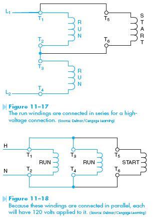Dual Voltage Motor Hvac Troubleshooting