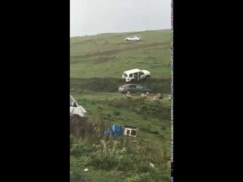 Авария в Бахмаро