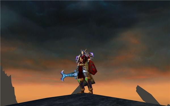 world of warcraft blood elf wallpaper. Xainaj: Lvl 70 Blood Elf