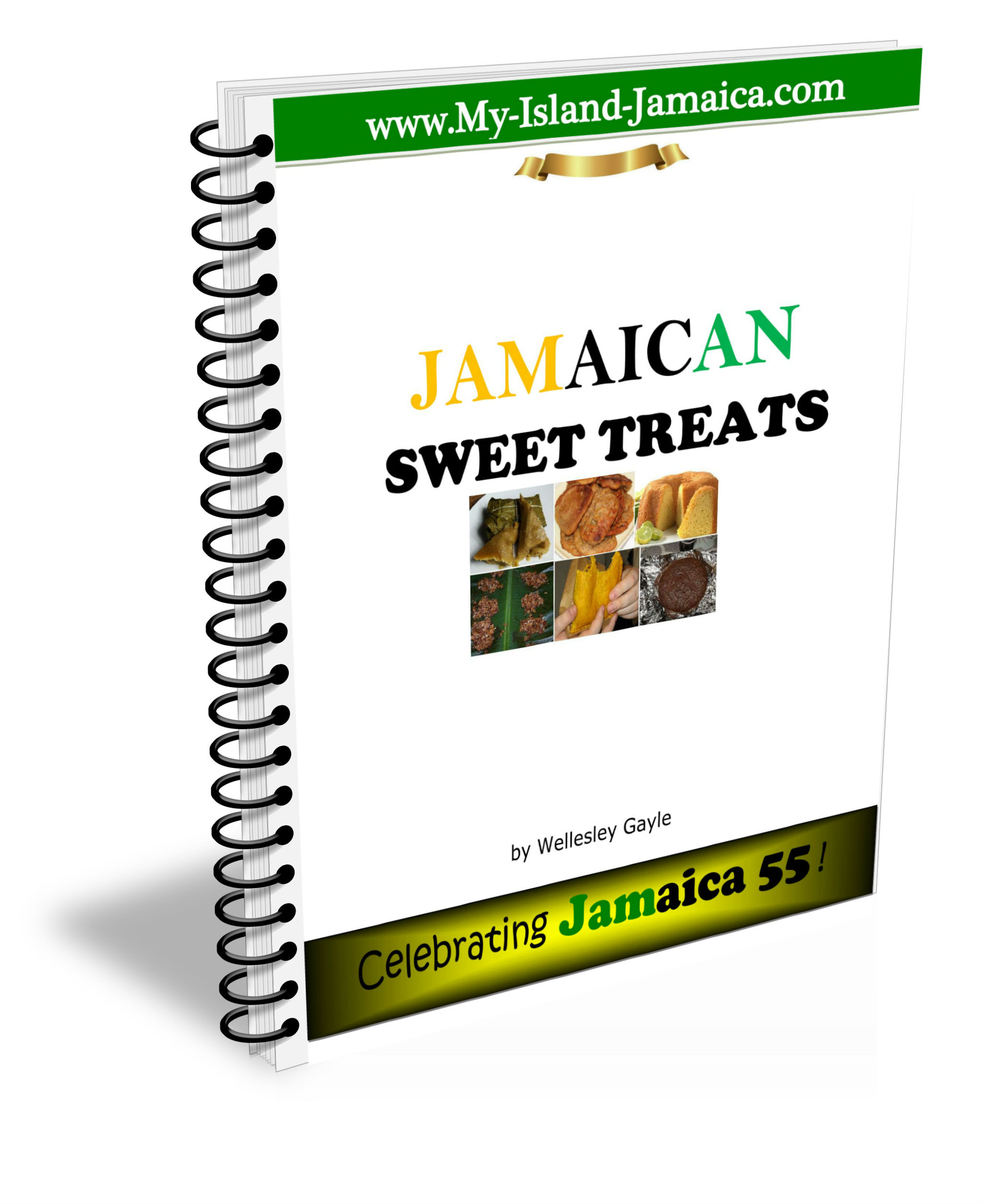 jamaican sweet treats 3d book