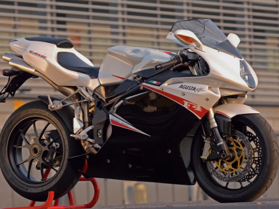 MV Agusta F4 R312 550x412 Top 10 Fastest Super Bikes of 2012