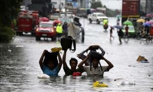 El tifón Wutip hunde tres barcos y causa 74 desaparecidos a su paso por China