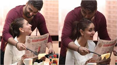PHOTOS: 'Ki and Ka': Arjun Kapoor makes breakfast for wife ...