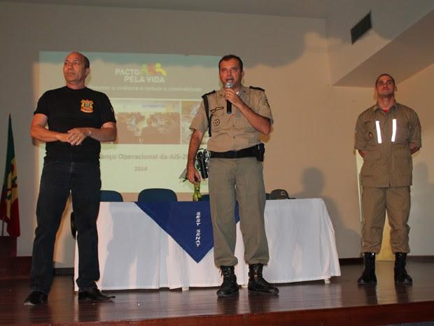 Balanço foi divulgados pelas polícias Militar, Civil e pelo Corpo de Bombeiros (Foto: Amanda Franco/ G1)