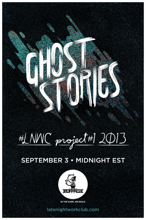 Hello internet friends. Late Night Work Club's Ghost Stories will premiere online on September 3rd at midnight eastern standard time. It will stream in its entirety on Vimeo, for free. No matter where you are, if you've got a connection you can watch it with everyone else. In addition, over at Gumroad, we'll be offering HD download packs optimized for your desktop and tablet viewing pleasure, along with some special digital goodies for $10. We will also be selling a limited edition of 100 Uncanny Mystery Packs for $30 + shipping. They will include a zine with comics and cool stuff, along with pins, mini-prints and stickers. It'll be the raddest, we promise, so save your nickels. If you are interested in how to further support us, our Vimeo tip jar will be open for donations to the cause. And the best way to support us right now is to boost the signal and tell everyone you know about it! We are also proud to announce that Ghost Stories will have its theatrical debut in Los Angeles at Cinefamily's Animation Breakdown on August 29th, a few days ahead of the online release. Will YOU be one of the first people to see what we've been working on? Well, if you attend the screening then probably yes. LNWC member Sean Buckelew will be on hand to administer a big hug from all of us to anyone who requests one. Additional screenings will be happening in NYC, Australia, London and Ireland throughout the fall. Stay tuned for details! If you're interested in screening Late Night Work Club's Ghost Stories at a special event or festival, or if you have any other inquiries, hit us up at latenightworkclub@gmail.com. Lastly, follow us at @l8nightworkclub for regular updates and all the important info. Spread the word, tell your friends, and see you on the 3rd!