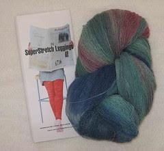 Morehouse Merino legwarmers kit