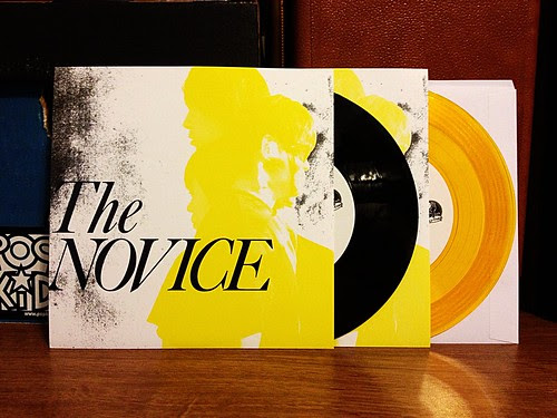 "The Novice - What You Want 7"" - Black Vinyl & Yellow Vinyl (/200) by Tim PopKid"
