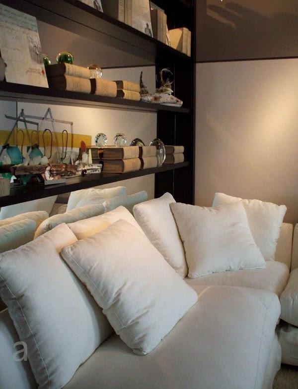 Casa FOA 2010, La Defensa, Espacio Nº 16 Estar... y Cocinar - María Beatriz González Zuelgaray, decoracion, muebles