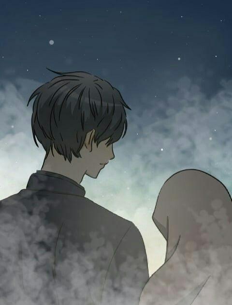 Foto Profil Foto Anime Couple Terpisah Keren - Malaysia News4