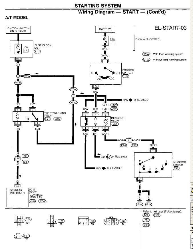 1995 Nissan Maxima Ignition Wiring 2008 Explorer Radio Wiring Diagram Pontiacs Corolla Waystar Fr